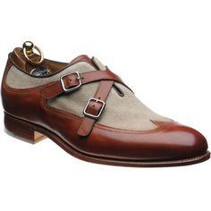 Grandola two-tone double monk shoe Men's Shoes, Shoe Boots, Dress Shoes, Shoes Men, Dress Clothes, Formal Shoes, Casual Shoes, Men Casual, Gentleman Shoes