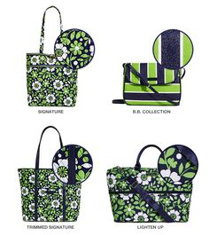 A simple '60s floral and leaf pattern, accented with the pop of crisp white petals, proves that preppy paired with sporty can be incredibly refreshing.