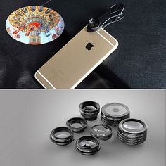 Kaleidoscope 5 In 1 Photo Magic Lens Set    #ElectronicAccessories #Electronics #NewItems