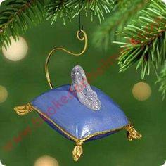 2001 Glass Slipper - Miniature