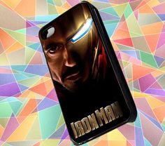 Iron Man Black iPhone Case,iPhone 4/4S,iPhone 5,5S,iPhone 5C,Samsung Galaxy S5,S4,S3,Galaxy Note 3,iPod 5,Samsung S4 Mini