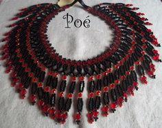 Handmade Beads, Crochet Necklace, Necklaces, Beading Ideas, Jewelry, Seed Beads, Design, Artist, Bracelets