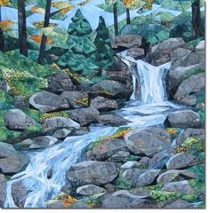 Picture quilting - beautiful, but not in my lifetime lol.