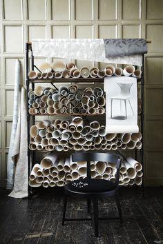 the 'idea' rack