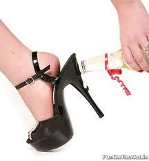 now that is a shoe that can come in handy when you go out