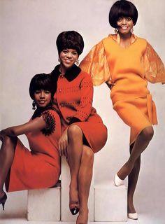 ::::♡م ♡ ✿⊱╮☼ ☾ PINTEREST.COM christiancross ☀❤•♥•* ✨♀✨ :::: The Supremes, 1960s