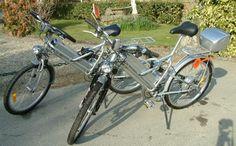 Construire son propre vélo à assistance électrique - Wehicles