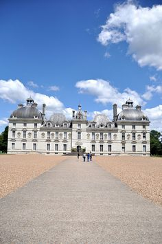 Chatead d'Cheverny, France