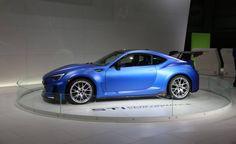 2017 Subaru Concept Interior And Release Date