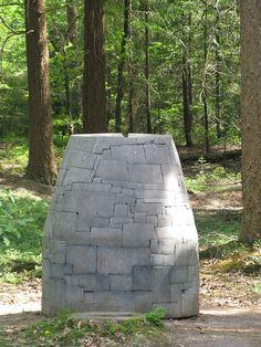 Nuraghe sculpture