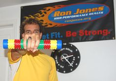 """RONJONES.ORG: """"Plantar Fasciitis-How To Fix YOUR OWN Foot!"""" Coach Jones inspired me to improve/cure my plantar fasciitis."""