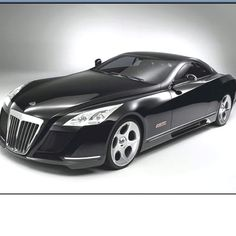 Maybach - I know this is never going to happen without a winning lottery ticket but a girl's gotta dream...