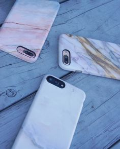 Busy busy  Smoked Coral + Copper + Ivory White Marble Case for iPhone 7 & iPhone 7 Plus from Elemental Cases elementalcases.com