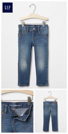 SP16 babyGap | toddler boy denim | 1969 skinny jeans