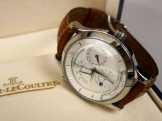Jaeger-LeCoultre Master Geographic - I have one myself and I love it!