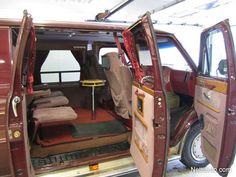 Chevrolet Chevy Van G30