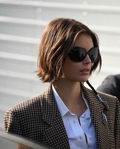 Hair Inspo, Hair Inspiration, Short Hair Cuts, Short Hair Styles, Dream Hair, Looks Style, Hair Today, Messy Hairstyles, Hair Looks