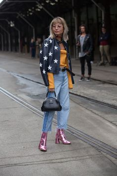 You'll Need Some Time to Really Enjoy These Head-Turning Street Style Images via @WhoWhatWearAU
