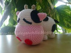 Amigurumi Tutorial Para Leer Patrones Japoneses : Free beagle puppy dog amigurumi crochet pattern and tutorial
