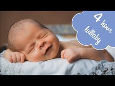 4 HOURS LULLABIES for Babies to go to sleep | Music for Kids | Baby LULLABY songs go to sleep - YouTube