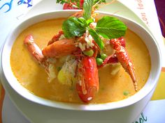 Camarones Peruanos | Chupe de camarones – Suculenta sopa hecha a base de camarones.