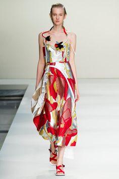 Marni | Spring 2015 | Milan Fashion Week