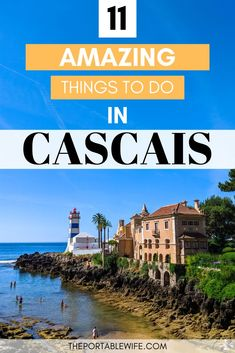 Wondering what to do in Cascais aside from relaxing at the beach? Use this guide to plan your perfect Cascais day trip from Lisbon or other nearby cities. Lanai Island, Island Beach, Europe Travel Guide, Travel Tips, Travel Destinations, Travel Packing, Travel Ideas, Jamaica Vacation, Hawaii Honeymoon