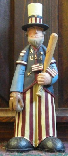 Mom, Baseball, America from the Williraye Studio Everyday Collection for $44.99 at the Cottage Gift Shop - Elmira, NY