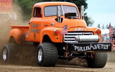 Ralphy in Agent Orange Truck And Tractor Pull, Tractor Pulling, Full Pull, Truck Pulls, Offroad, Tractors, 4x4, Monsters, Monster Trucks