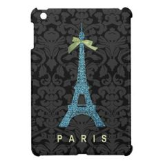 Blue Eiffel Tower in faux glitter Cover For The iPad Mini lowest price for you. In addition you can compare price with another store and read helpful reviews. BuyShopping          Blue Eiffel Tower in faux glitter Cover For The iPad Mini today easy to Shops & Purchase Online - transf...