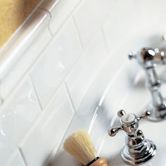Details Photo Features Rittenhouse Square Wall Tile In White 3 X 6