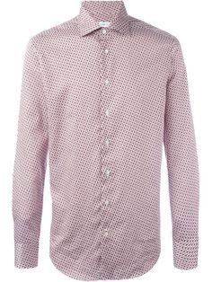 ETRO Geometric Print Shirt. #etro #cloth #shirt