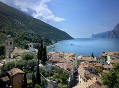TORBOLE Garda Lake - Trentino, Italy