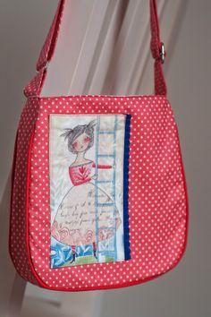 Niki-Ta hand made: Puntíky, kam se podíváš - Makower - Flo´s Garden Dots + Blend Fabrics/Sweet life by cori dantini