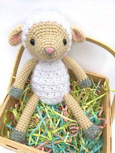 Ravelry: Lamb pattern by Jennifer Percival