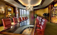 Las Colinas Boardroom - Classic // #bafco #bafcointeriors Visit www.bafco.com for more inspirations.