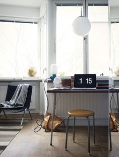 Small work space