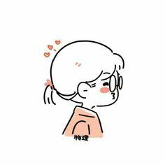 Cute Little Drawings, Cute Kawaii Drawings, Kawaii Art, Cute Cartoon Characters, Cartoon Art Styles, Kawaii Doodles, Cute Doodles, Cute Wallpaper Backgrounds, Cute Wallpapers