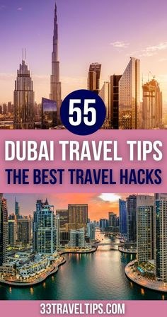 Whether you're visiting for shopping, futuristic architecture, or record-breaking attractions, these 55 Dubai travel tips will ensure your trip is fantastic.   Dubai tips and tricks   Dubai Travel Hacks   Dubai Travel Guide   Dubai travel tips   #dubai #UAE #dubaitravel #dubaitips World Travel Guide, Travel Guides, Travel Tips, Travel Plan, Travel Articles, Travel Info, Travel Hacks, Africa Destinations, Amazing Destinations