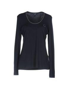 ARMANI JEANS Women's T-shirt Dark blue 12 US