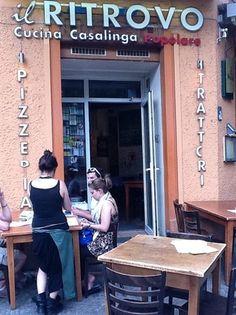 Il Ritrovo Italian in Friedrichshain