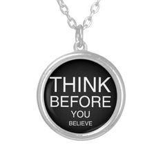 Atheist necklace atheist jewelry that i like pinterest anti atheist necklace aloadofball Choice Image