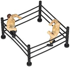 A Birthday Place Wrestlers and Wrestling Ring Cake Kit Multicolor * Check this awesome product by going to the link at the image.