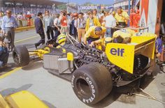 1987 San Marino Grand Prix - Ayrton Senna (Lotus)