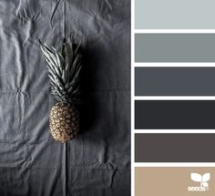 Explore Design Seeds color palettes by collection. Bedroom Color Schemes, Bedroom Colors, Colour Schemes, Color Combos, Color Patterns, Design Seeds, Murs Taupe, Pantone, Colour Pallette