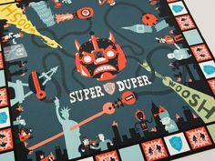 Super Duper by Joey Pasko