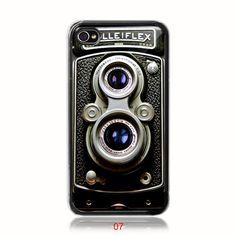 Rolleiflex Vintage camera iPhone 4 Case