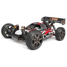 HPI Racing Trophy 3.5 RTR Nitro Buggy 1/8
