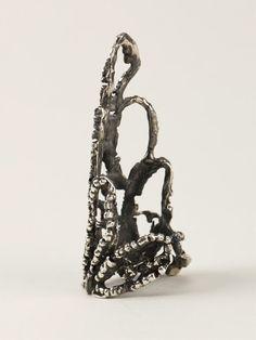 Yukie Deuxpoints Full FInger Ring