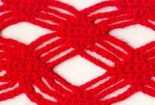 Free Easy Crochet Pattern - 13 charts